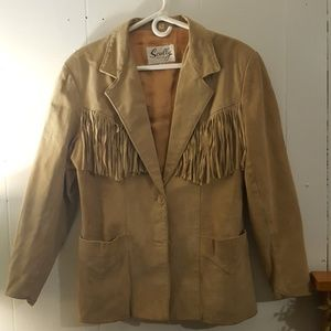 Scully suede jacket
